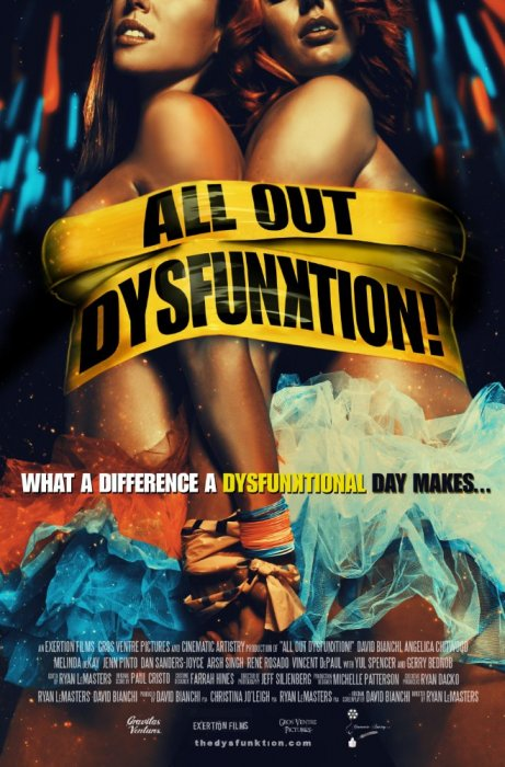All Out Dysfunktion! : Affiche
