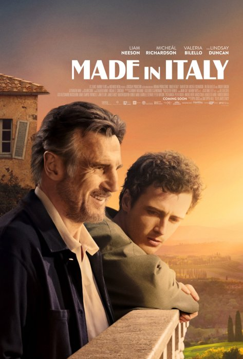 Made In Italy : Affiche