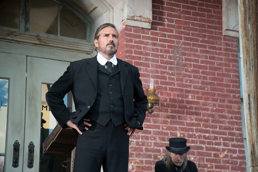 The Ballad of Lefty Brown : Photo Jim Caviezel