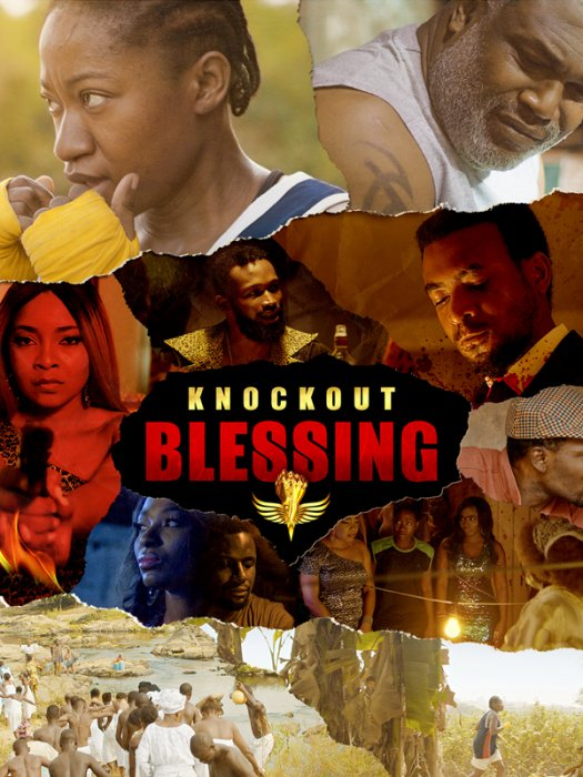 Knock Out Blessing : Affiche