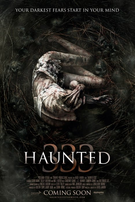 Haunted: 333 : Affiche