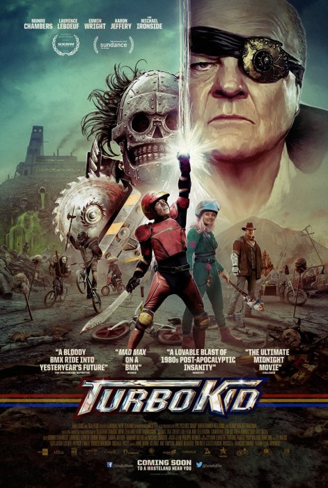 Turbo Kid : Affiche