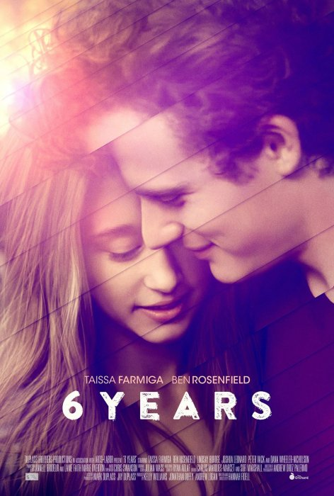 6 Years : Affiche