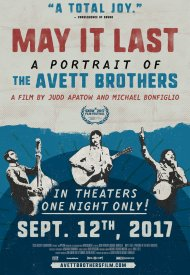 Affiche de May It Last: A Portrait of the Avett Brothers