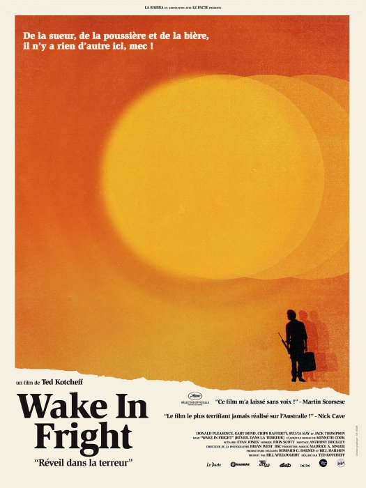 Wake in Fright : Affiche