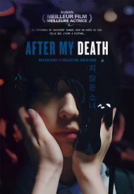 Affiche de After My Death