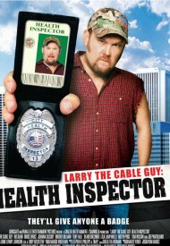 Affiche de Larry the Cable Guy: Health Inspector