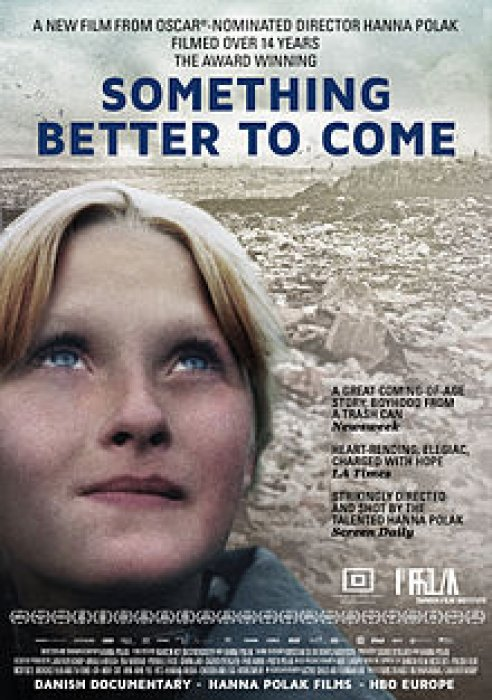 Something Better To Come : Affiche