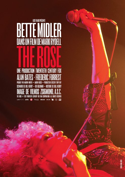 The Rose : Affiche