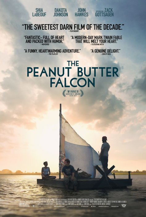The Peanut Butter Falcon : Affiche