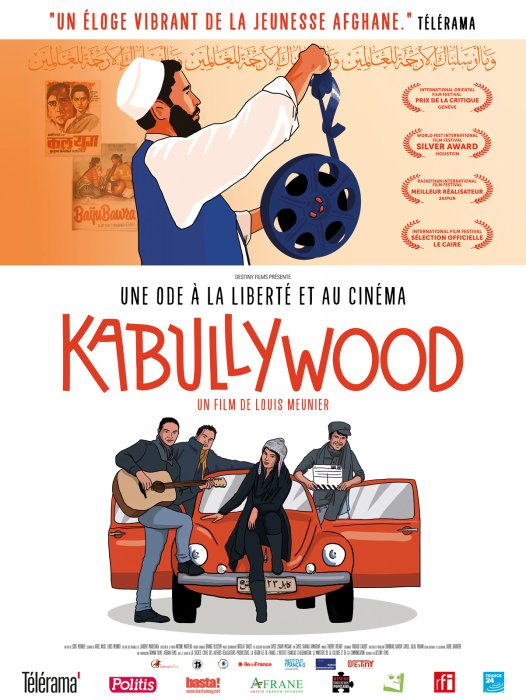Kabullywood : Affiche