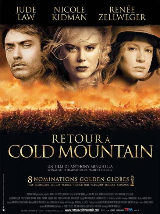 Retour à Cold Mountain : Affiche