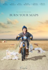 Affiche de Burn Your Maps