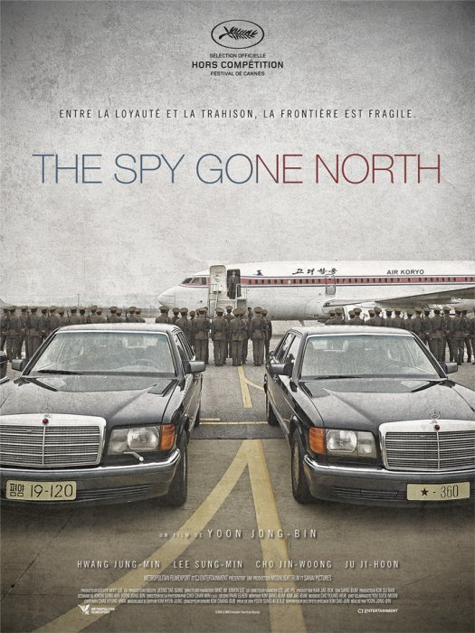 The Spy Gone North : Affiche