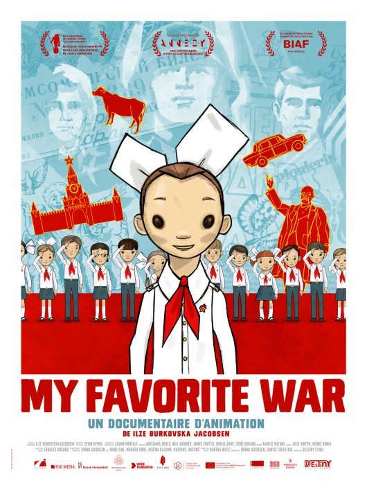 My Favorite War : Affiche