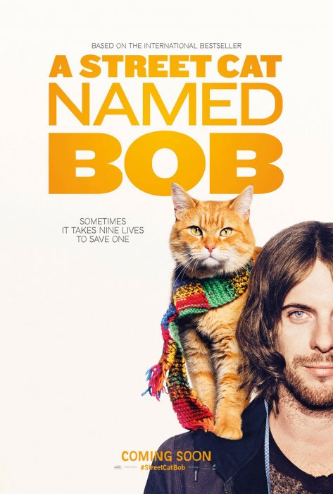 A Street Cat Named Bob : Affiche