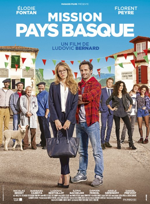 Mission Pays Basque : Affiche