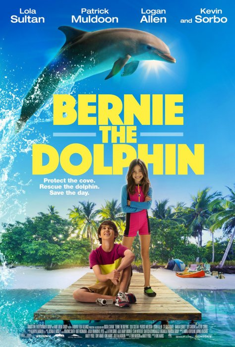 Bernie The Dolphin : Affiche