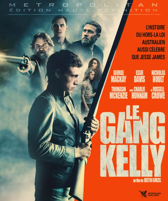 Le Gang Kelly : Affiche