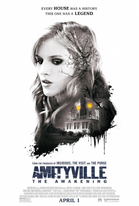 Amityville: The Awakening : Affiche