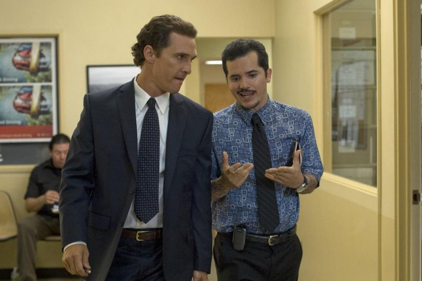 La Défense Lincoln : photo Brad Furman, John Leguizamo, Matthew McConaughey