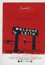 Affiche de Welcome to Leith