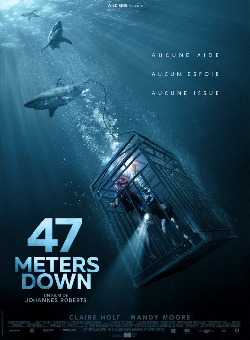 47 Meters Down : Affiche
