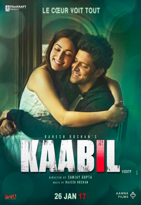 Kaabil : Affiche