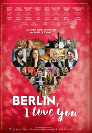 Affiche de Berlin, I Love You