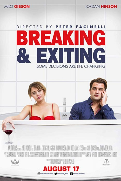 Breaking & Exiting : Affiche