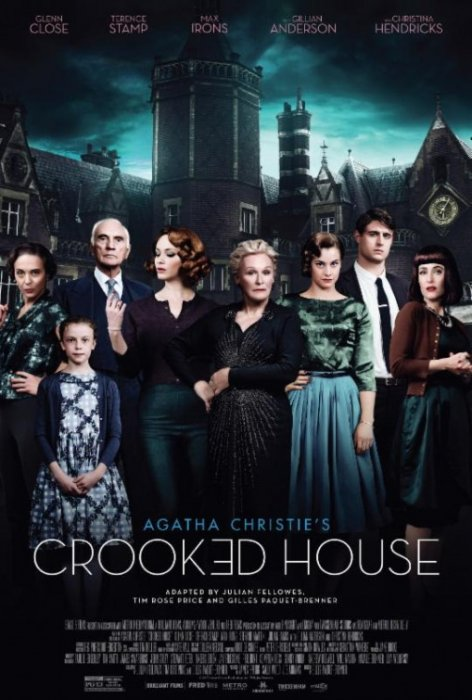 Crooked House : Affiche