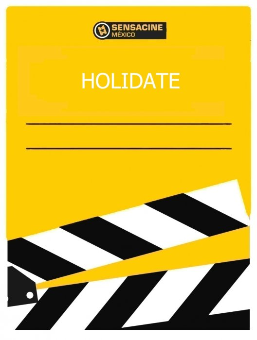 Holidate : Affiche