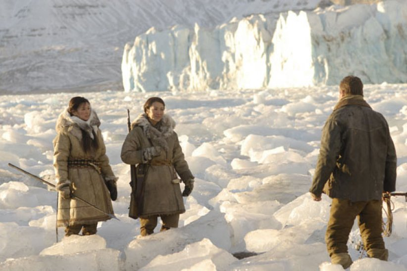 Far North : Photo Michelle Krusiec, Michelle Yeoh, Sean Bean