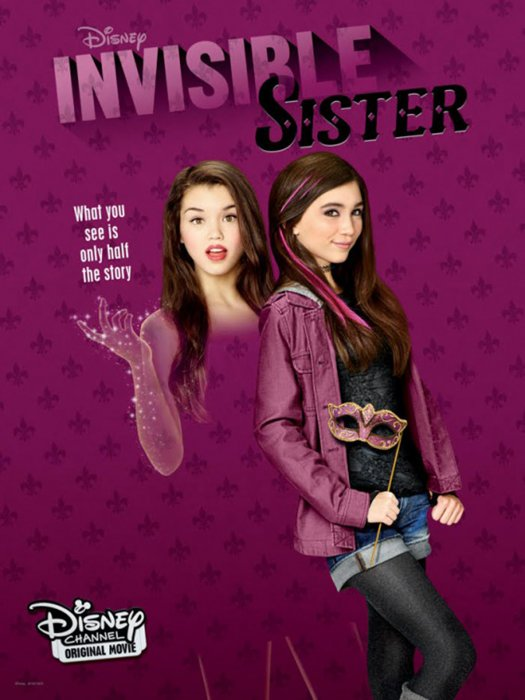 Invisible Sister : Affiche