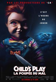 Affiche de Child's Play : La poupée du mal
