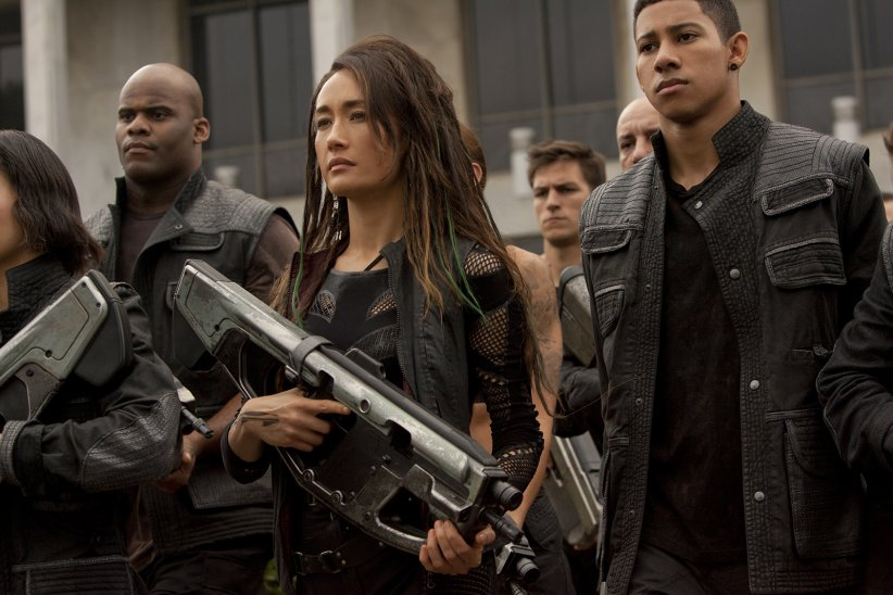 Divergente 2 : l'insurrection : Photo Maggie Q