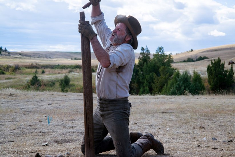 The Ballad of Lefty Brown : Photo Bill Pullman