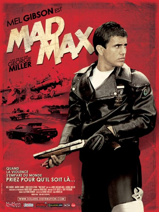 Mad Max : Affiche