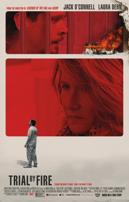 Trial By Fire : Affiche