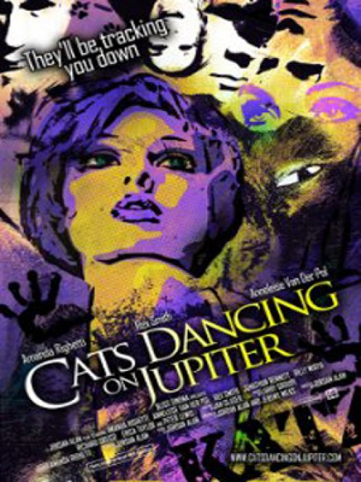 Cats Dancing on Jupiter : Affiche