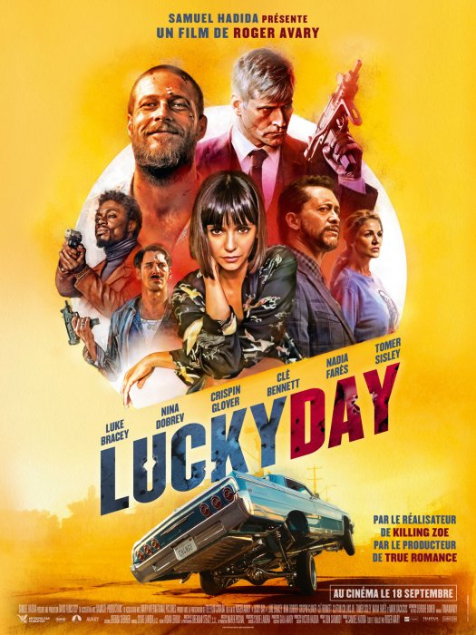 Lucky Day : Affiche