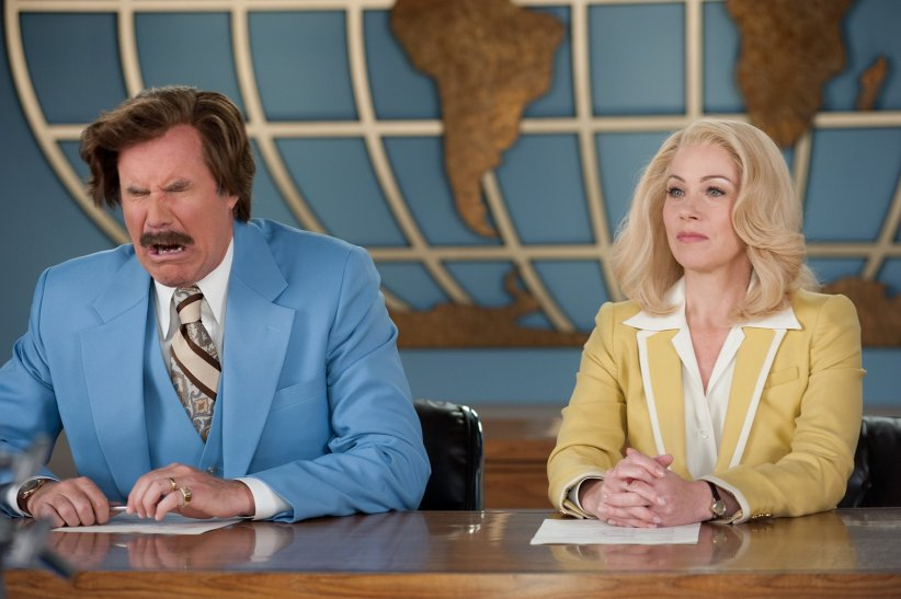Légendes Vivantes : Photo Christina Applegate, Will Ferrell