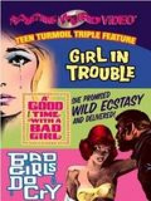A Good Time with a Bad Girl : Affiche
