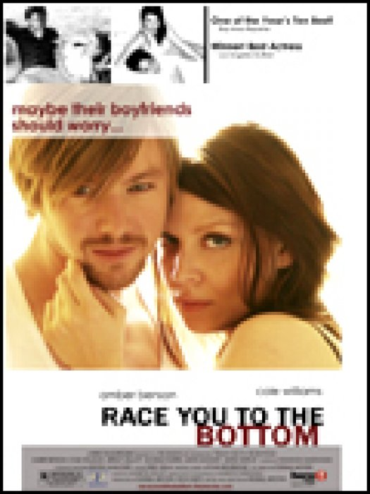 Race You to the Bottom : Affiche