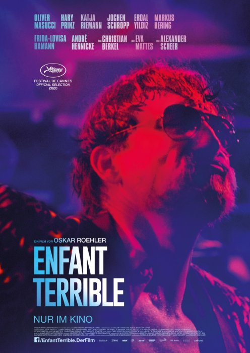 Enfant Terrible : Affiche
