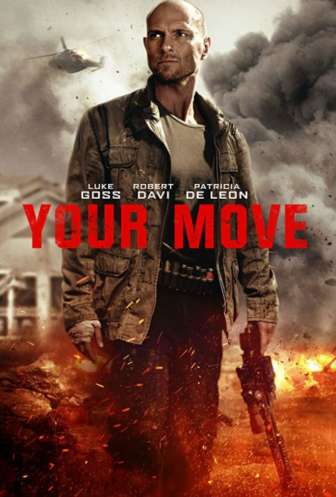 Your Move : Affiche