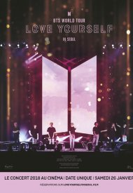 Affiche de BTS World Tour: Love Yourself in Seoul