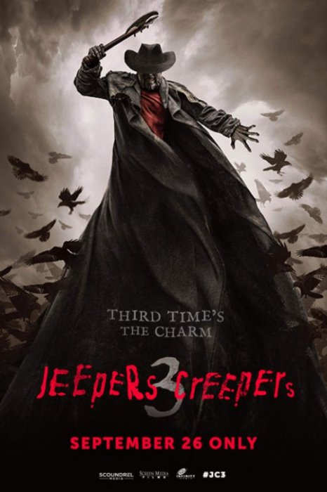 Jeepers Creepers 3 : Affiche