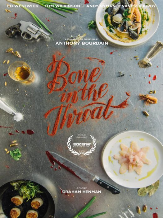 Bone in the Throat : Affiche