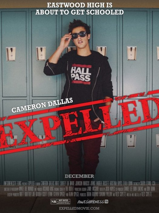 Expelled : Affiche